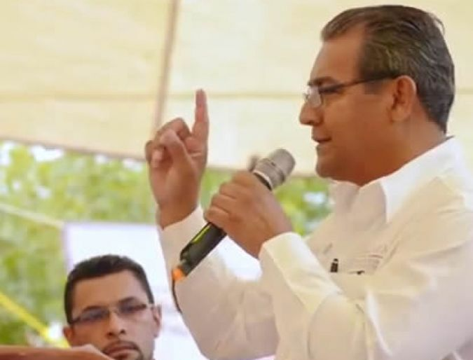 Asamblea Informativa del Gobierno de la República en Teziutlán, Puebla